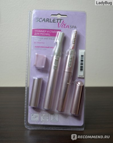 Набор Scarlett Vita Spa