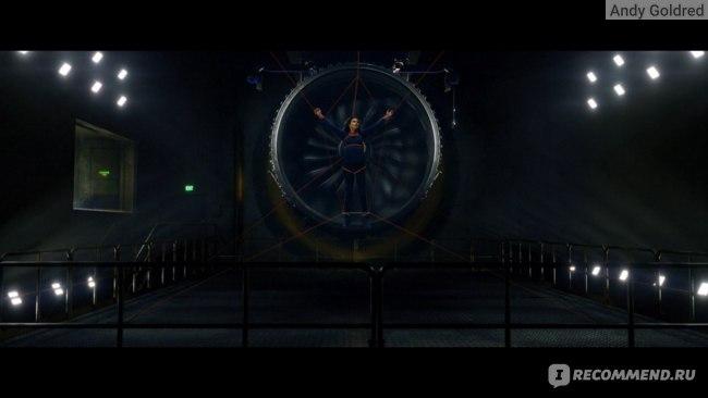 сцена с турбиной из трейлера