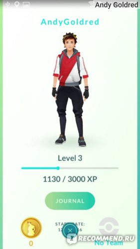 Покемон ГО игра для Андроид и Эпл Pokemon GO | Мой аватар