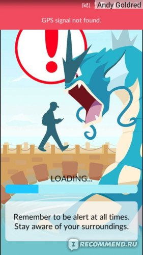 Покемон ГО игра для Андроид и Эпл Pokemon GO | Заставка
