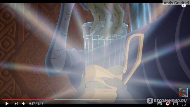 Волшебный стакан