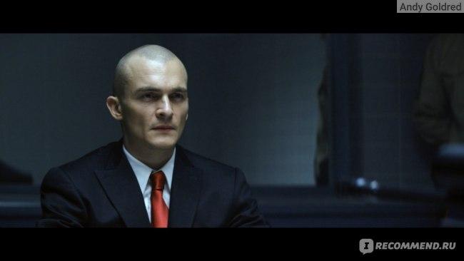 Руперт Френд в роли Агента 47