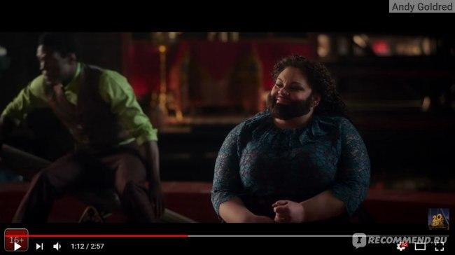 Кила Сеттл в роли бородатой женщины