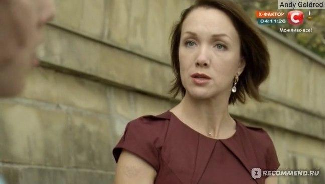 актриса Дарья Мороз в роли матери Кристины в сериале Красные браслеты 2017