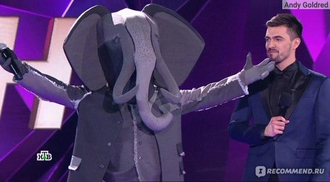 Кто под маской Слона?