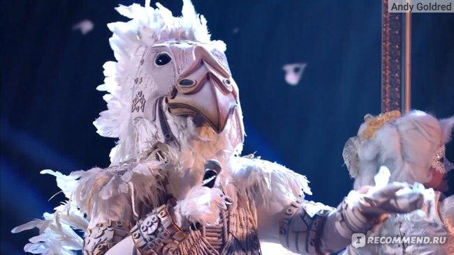 Кто под маской Белого орла?