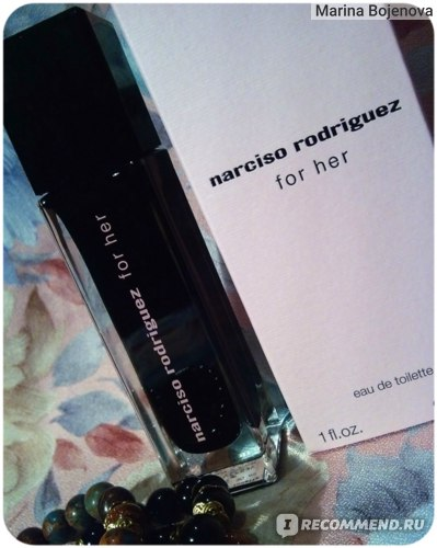 Narciso Rodriguez For Her EDT фото