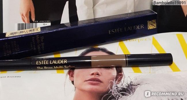 """Многофункциональное средство Estee Lauder для бровей """"The Brow Multi-Tasker"""" (3 в 1) фото"""