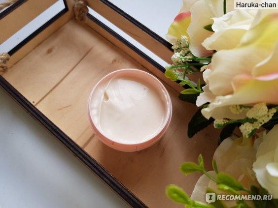 """Маска для лица Organic kitchen Сливочная питательная """"Пломбир в вафельном стаканчике""""  фото"""