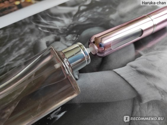 Атомайзер Fix Price для парфюмерии фото
