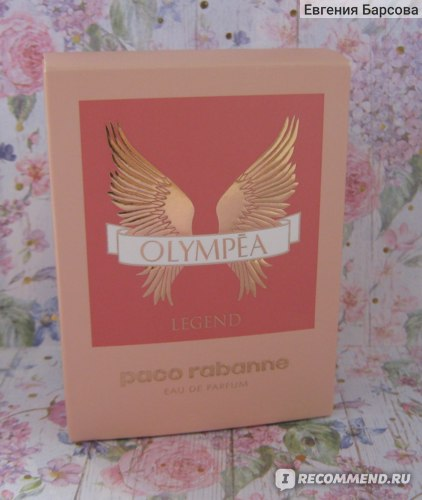 Paco Rabanne Olympea Legend фото