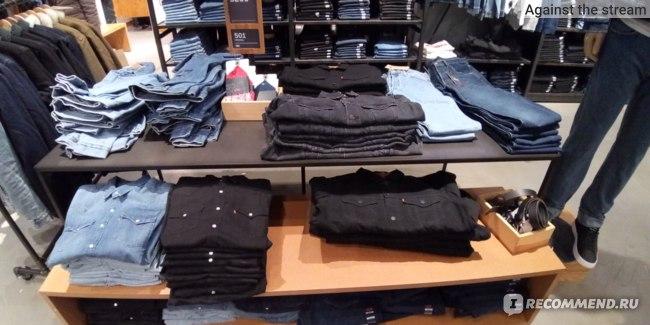 Джинсовые рубашки LEVI'S