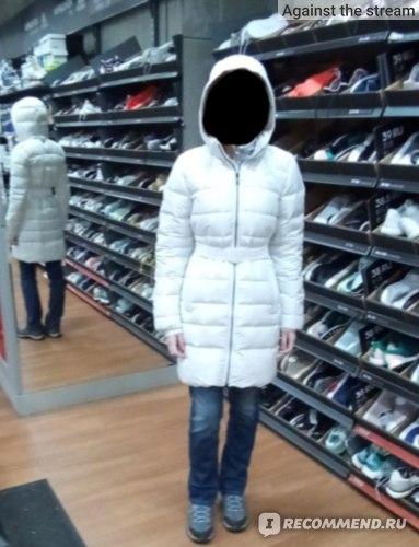 Куртка Adidas в Outlet Village Пулково