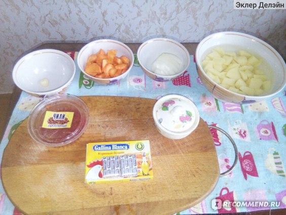 Готовлю куриный суп без курицы