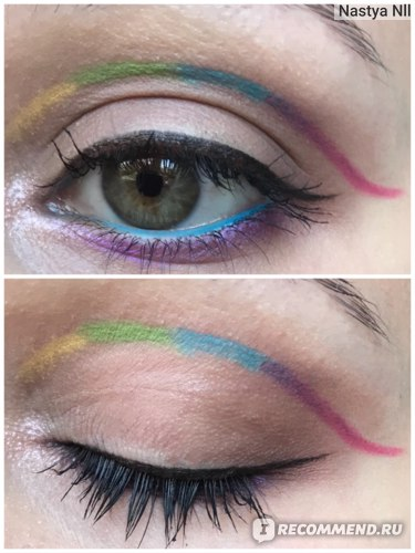 Карандаш для глаз Lamel Professional OhMy Color Eye Liner фото