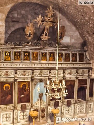 Предел Русской Православной Церкви в Храме Гроба Господня