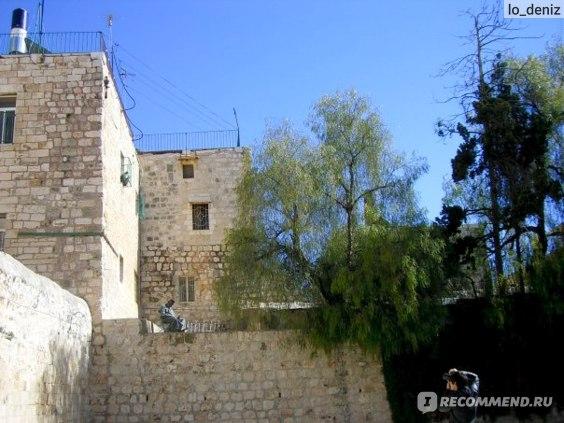Храм Гроба Господня в Иерусалиме. Эфиопская церковь