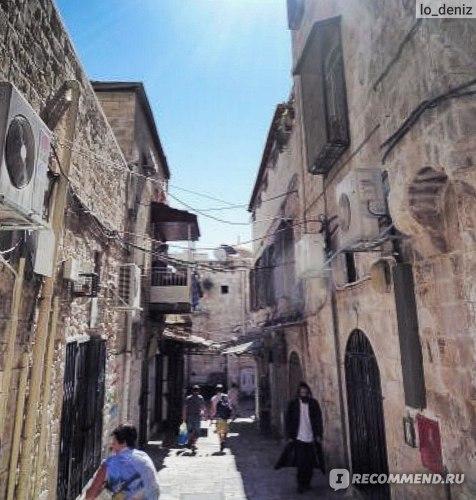 Via Dolorosa. Скорбный Путь, Иерусалим