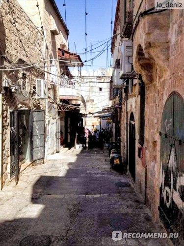 По Крестному Пути в Иерусалиме