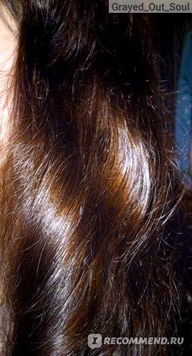Цвет волос до окраски.