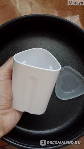 Redmond Мультикухня: размер стаканчика для йогурта