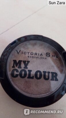 Тени для век Victoria Shu  My Colour фото