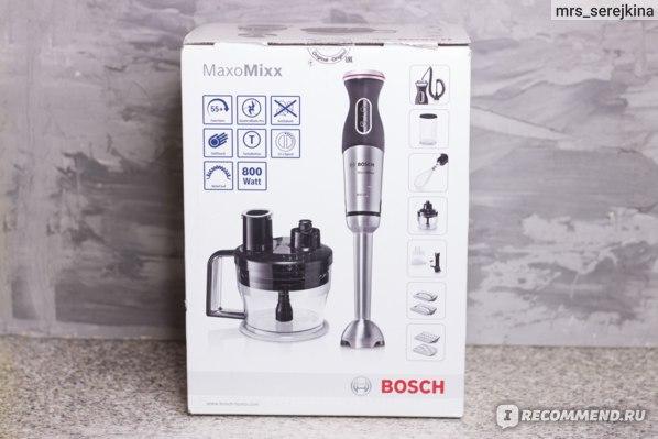 Блендер BOSCH MSM88190 MaxoMixx фото