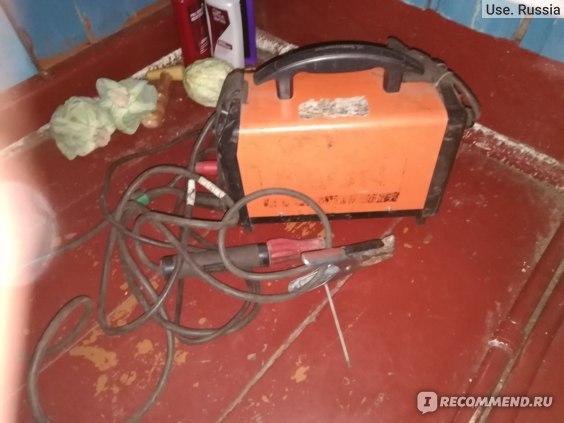 Гаражное оборудование NEON ВД-181 Сварочный инвектор фото
