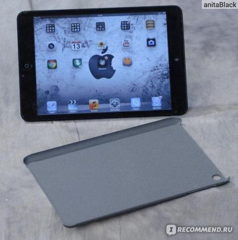 Чехол на заднюю крышку  Buyincoins New Back Shell Protector Hard Cover Case for Apple iPad Mini фото