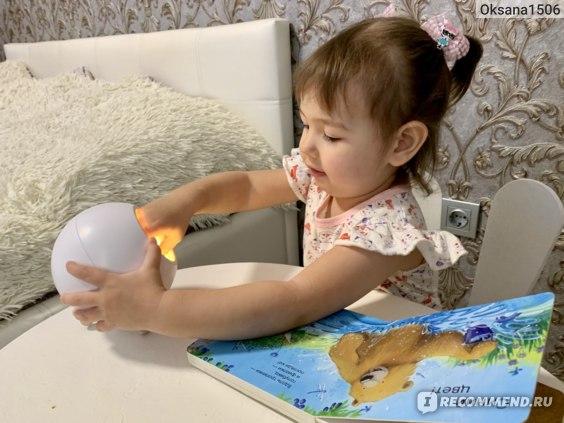 Ночник детский Roxy Kids Домик для котёнка фото
