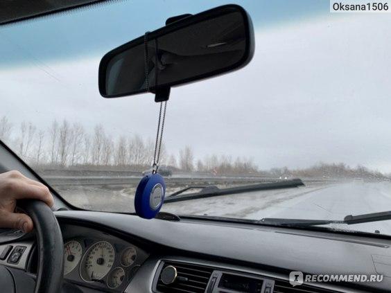 """Очиститель воздуха Gezatone Ионный портативный AP508 """"iDefender"""" фото"""