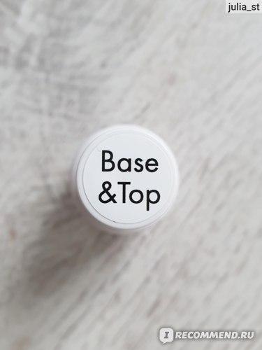 База-топ для гель-лака 2 в 1 BEAUTY-FREE BASE&TOP