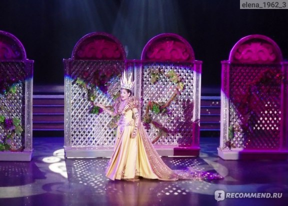 Шоу трансвеститов Колизей в Паттайе (Colloseum Show Pattaya) фото