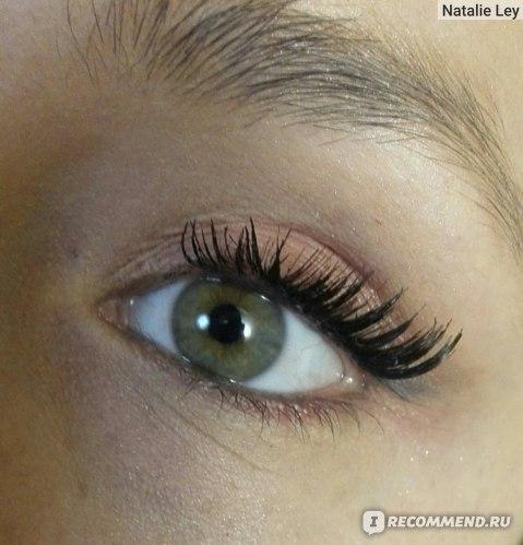 Накладные ресницы на магнитах essence magnetic lashes false lash 2.0. Cat eye lashes отзывы