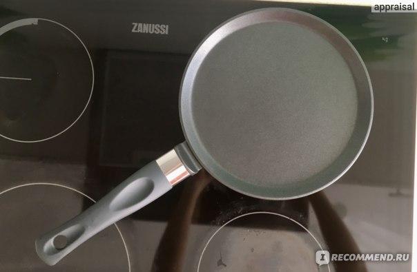 Блинная сковорода для индукционной плиты отзывы