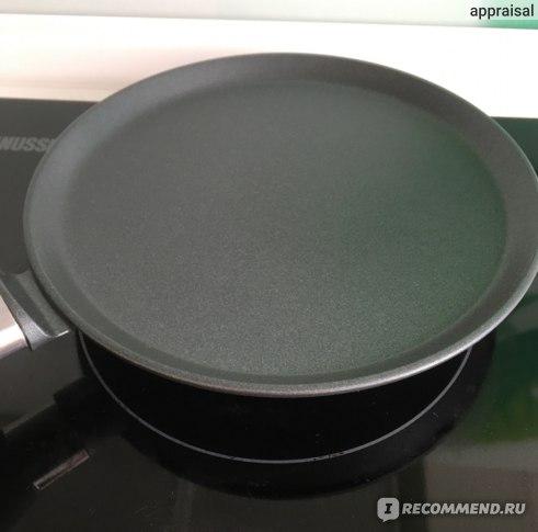 Сковорода блинная литая отзывы