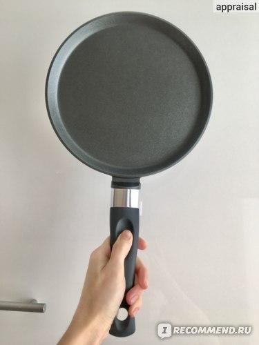Сковорода блинная алюминиевая отзывы