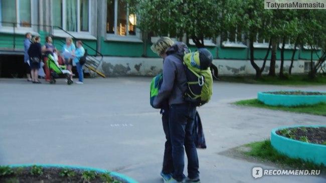 Рита Дакота «Клип на песню Нежность». Съёмки в Таврическом саду.