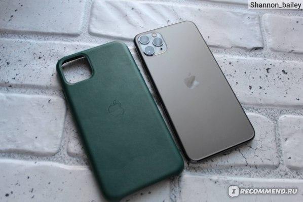 Смартфон Apple iPhone 11 Pro Max фото