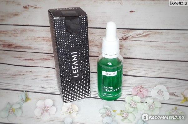 Сыворотка для проблемной кожи FEM FATAL' / LEFAMI Acne Remover II фото