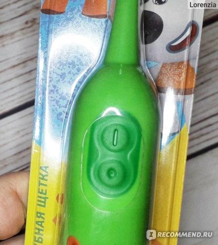 Детская зубная щетка D.I.E.S. Электрическая зубная щетка фото