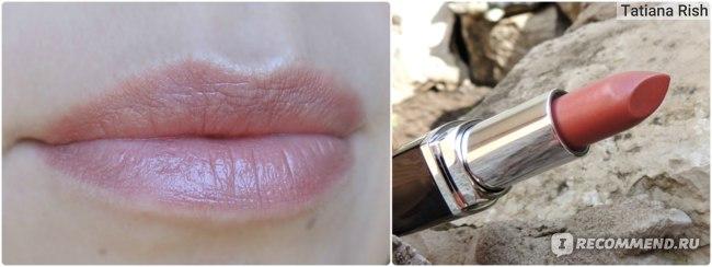 Губная помада IsaDora Увлажняющая помада Moisture Lipstick фото