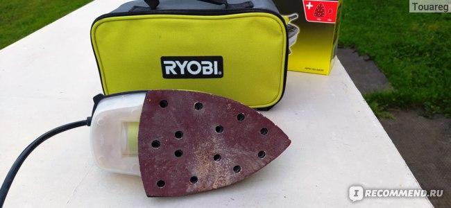 Шлифмашина Ryobi RPS100 фото
