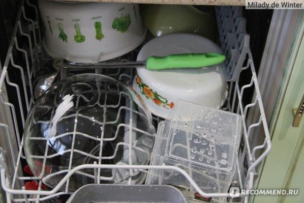 Таблетки для посудомоечной машины Finish  фото