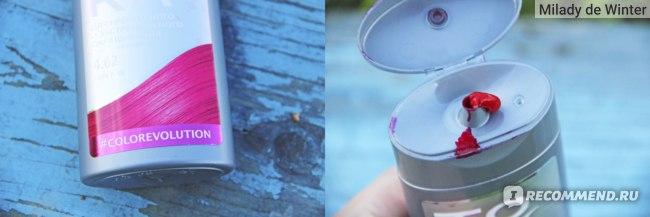 Оттеночный бальзам Тоника розовый 4.62