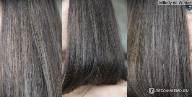 Краска для волос Капус в оттенках 7.0 Блондин ■  6.8 Темный блондин капучино ■ 6.1 Темный блондин пепельный