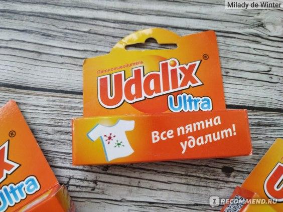Пятновыводитель Udalix Ultra фото