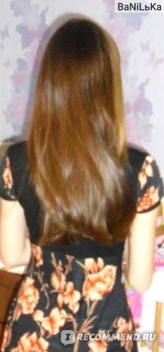Шампунь Panthea Pharm Private Limited Herbal Shampoo Honey & Vanilla для всех типов волос фото