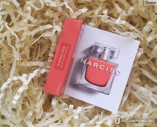 Narciso Rodriguez Narciso Rouge Eau de Toilette фото