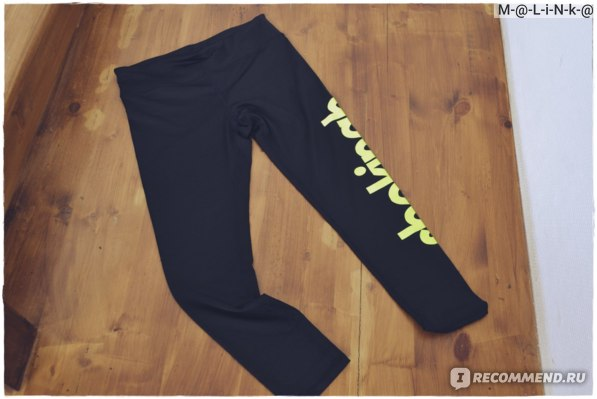 Бриджи Gearbest Female Yoga Sports Pants for Autumn Winter  фото